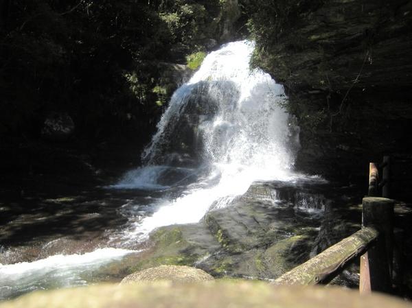つがね落の滝